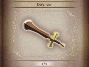 Bravely Default Defender
