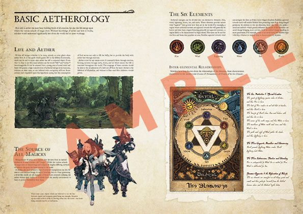 Encyclopædia Eorzea: The World of Final Fantasy XIV