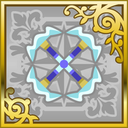 FFAB Crystal Cross SR