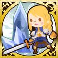 FFAB Judgment Blade - Agrias Legend SR