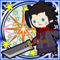 FFAB Lucky Stars - Zack Legend SSR
