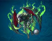 FFD2 Wrieg Gargoyle Art Alt1