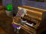 FFIII Luneth Piano