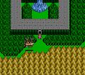 FFIII NES Ancients' Maze