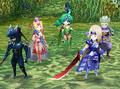 FFIVDS Sylph Battle