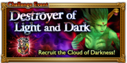 FFRK Destroyer of Light and Dark Event