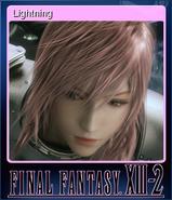FFXIII-2 Steam Card Lightning