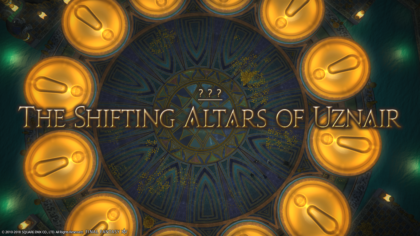 Shifting Altars of Uznair