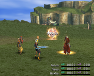 FFX Dragon Fang Failed