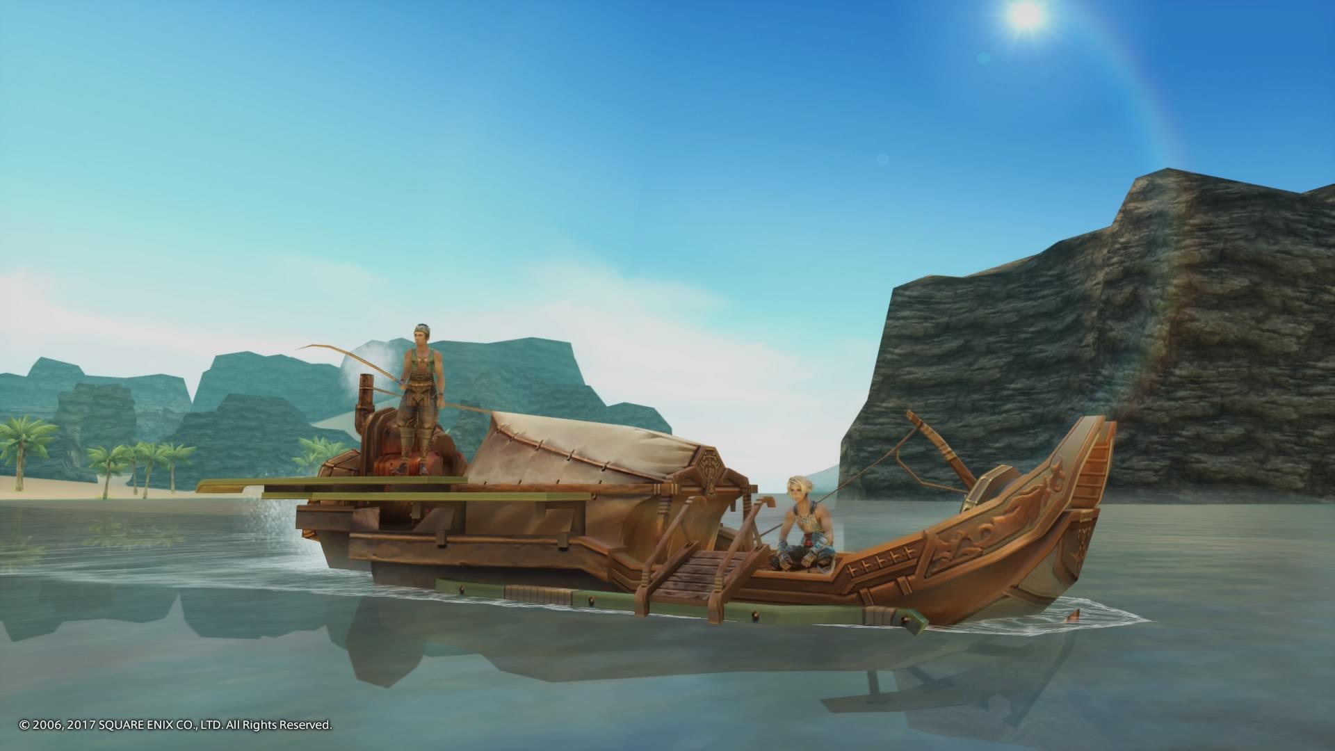 Fishing (Final Fantasy XII)