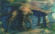 Mushroom-Rock-Artwork