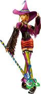 Rikku the Black Mage