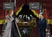 Seifer takes president hostage from FFVIII R