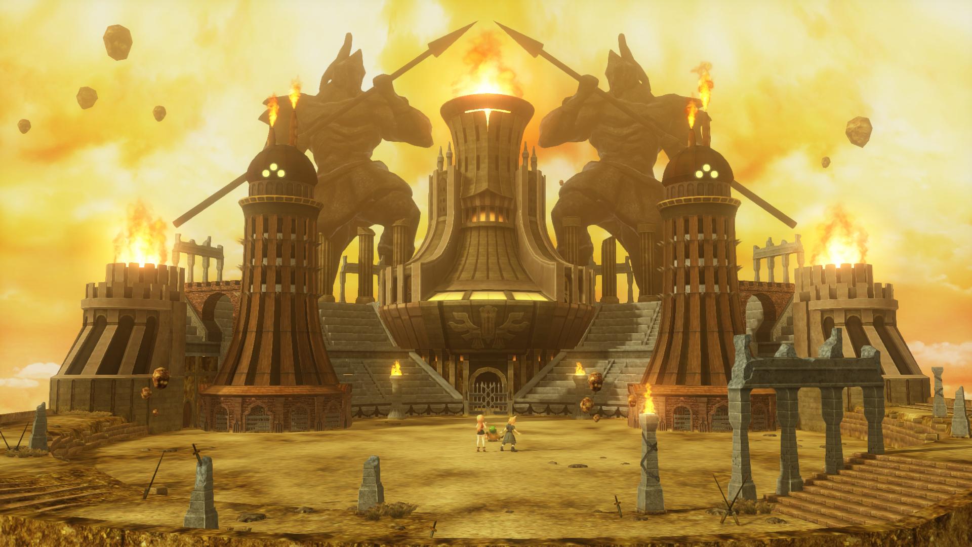 Coliseum (World of Final Fantasy)