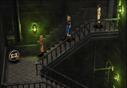 Deling City Sewers under Caraway Mansion from FFVIII R