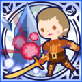 FFAB Judgment Blade - Delita Legend SSR