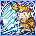 FFAB Light's Blessing - Warrior of Light Legend SSR