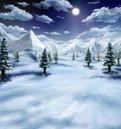 FFBE Lanzelt Snowfields BG 1