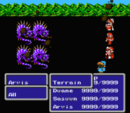 FFIII NES Cave In
