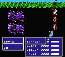 Terrain (Final Fantasy III)