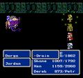 FFIII NES Drain
