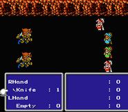 FFIII NES Equip Command