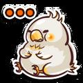 FFRK Fat Chocobo Stamp