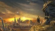 FFX HD Tidus Zanarkand Ruins