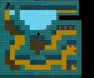 FF II NES - Deist Cavern Fifth Floor