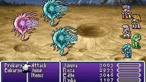 Bahamut/Summon sequences