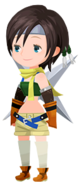 KHUX Yuffie Outfit