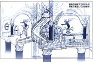 Kuja's Palace FFIX Art 4