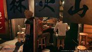 Wall Market restaurant from FFVII Remake