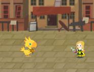 Yellow Chocobo (x1) Brigade