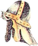 Bronze Helm FFII Art