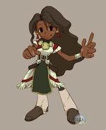EarlyFFIX-Black girl