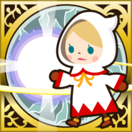 FFAB Banishga - White Mage (F) Legend SR+
