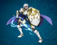 FFD2 Parai Knight Art