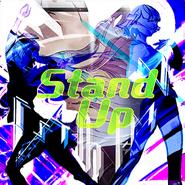 FFVIIR Disc 30 Stand Up