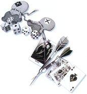 FFVI Gambler's Items Artwork
