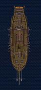 FFV Faris's Ship