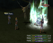 FFX-2 Dark Rain