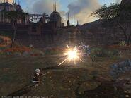 FFXIV Gladiator Attack