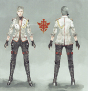 Aranea Highwind artwork from FFXV Dawn of the Future.png