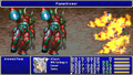 FF4PSP Enemy Ability Flamethrower
