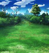 FFBE Grassy Road BG