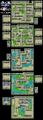 FFII Cave of Mysidia Map