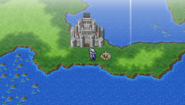 FFIV PSP Eblan Castle WM
