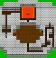 FF II NES - Coliseum Ground Floor