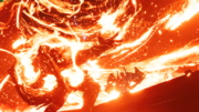 Ifrit attacks in FFVII Remake.png